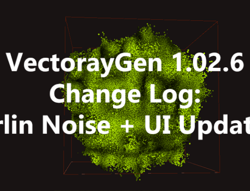 VectorayGen 1.02.6 Change Log