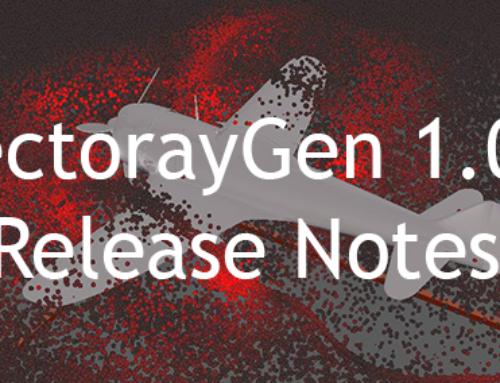 VectorayGen 1.03 Release Notes