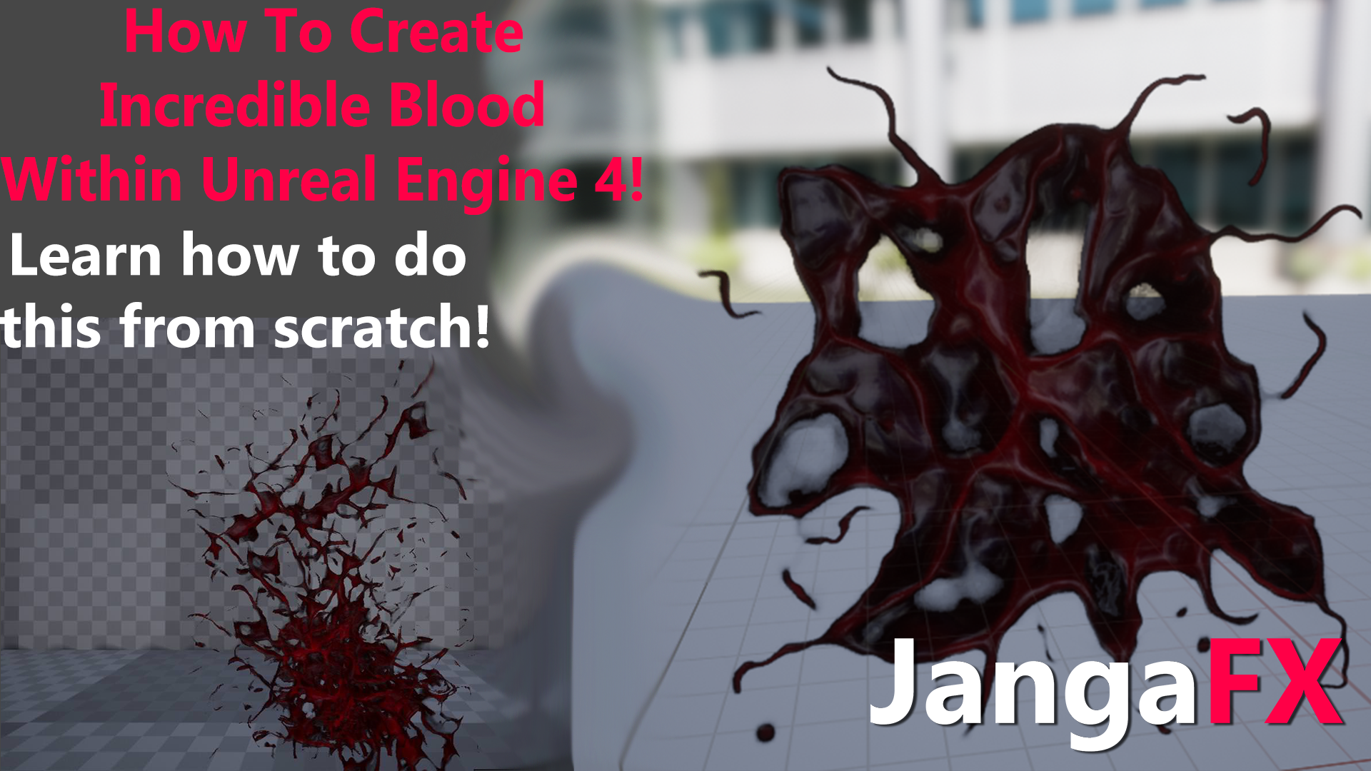 Vfxfg Tutorial Realistic Hand Painted Blood Jangafx Now you can build blood maps with new graphics and effects. vfxfg tutorial realistic hand painted